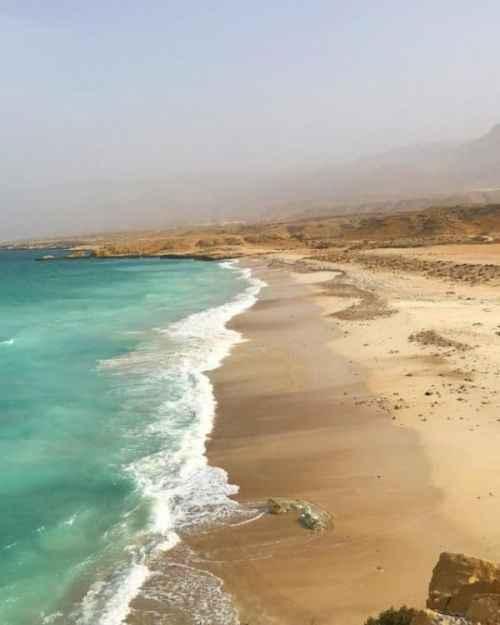 Oman Itinerary