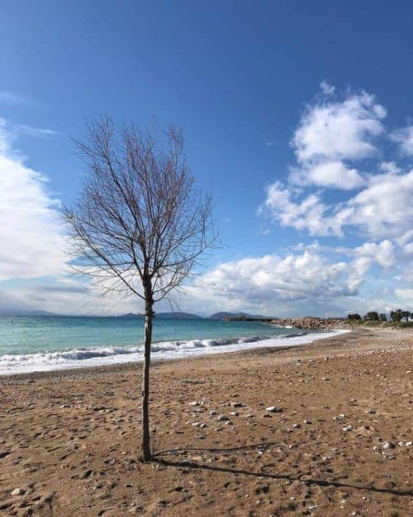 Off the beaten path things to do in Athens: Visit Glyfada