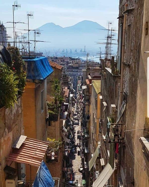 Is Naples safe?