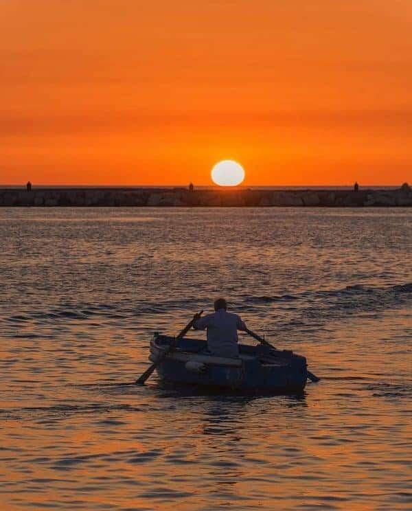 Isola Procida Sunset