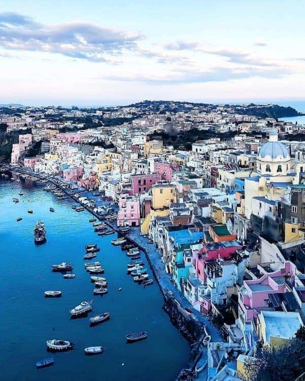 Things to do in Naples Italy: Visit Procida