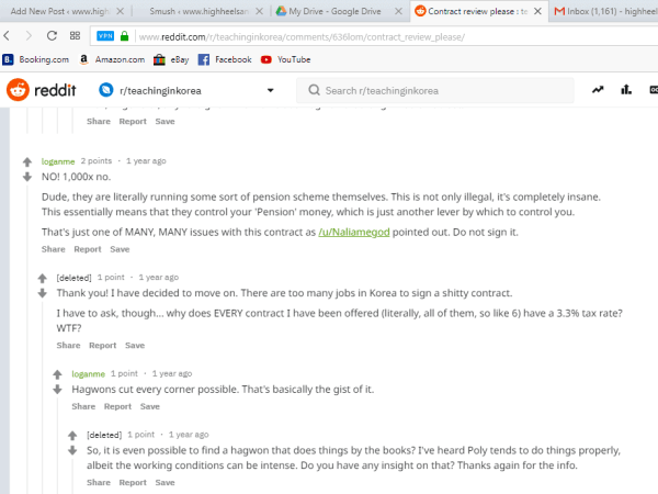 Reddit discussion of Lykeion's illegal pension idea.