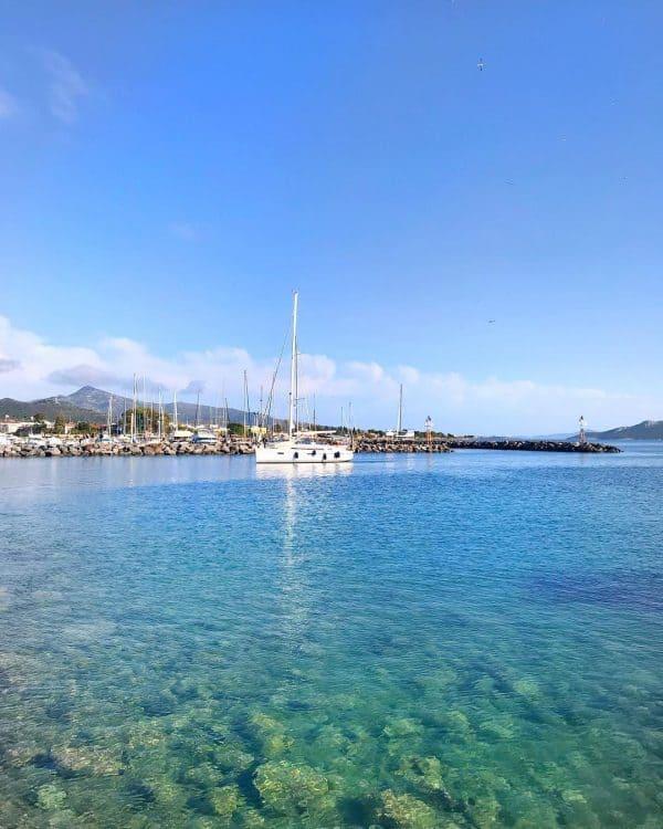 Aegina island, Saronic Gulf itinerary