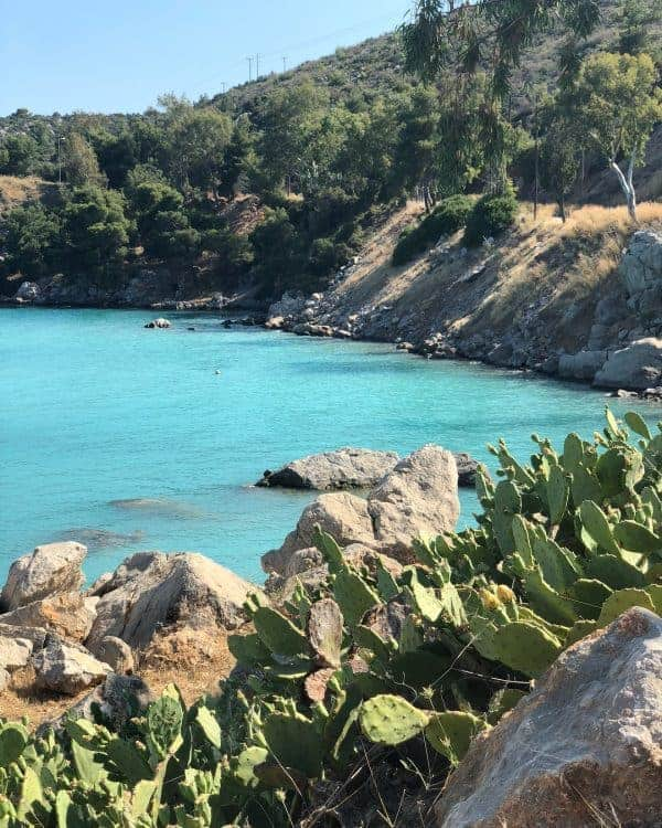 Methana, Saronic Gulf
