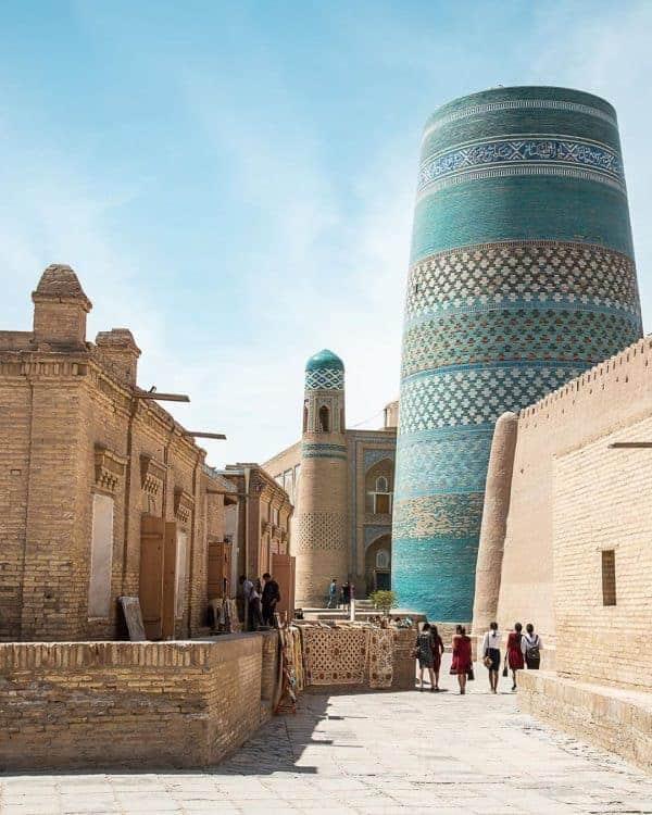Uzbekistan Itinerary: The Silk Road city of Khiva