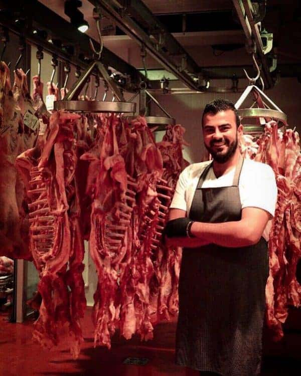 Turkish food: Marinated meats make up a big part of Turkish cuisine
