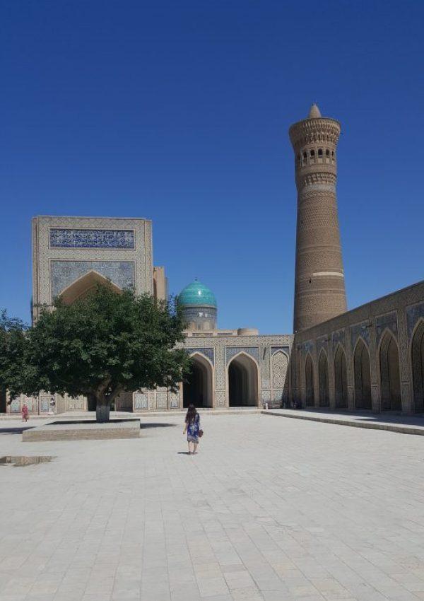 Po-i-Kalyan , Bukhara