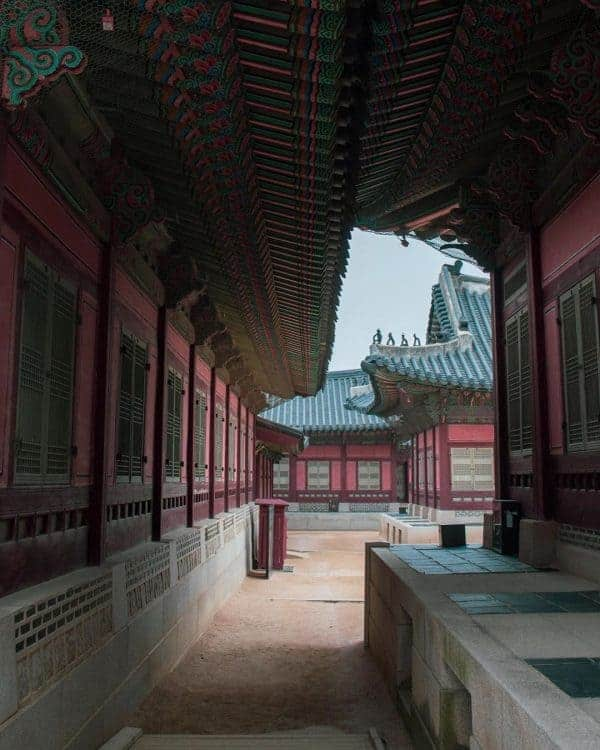Places to Visit in Seoul:  Gyeongbokgung Palace