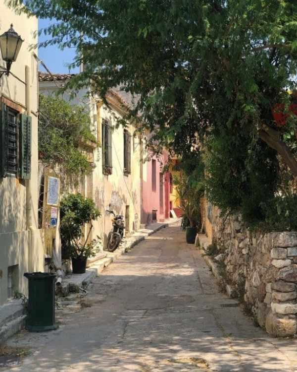 Ancient Plaka: Quotes About Athens, Greece