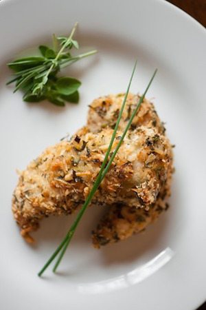 Parmesan Herb Chicken - 30 Minute Back to School Meals