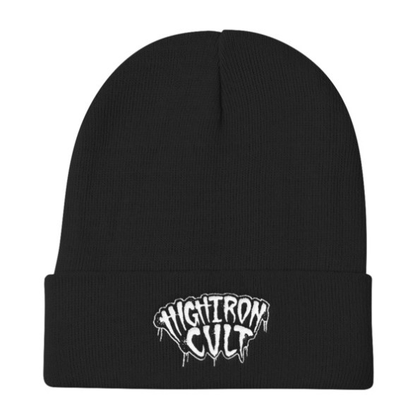 High Iron Cult Railroad Beanie