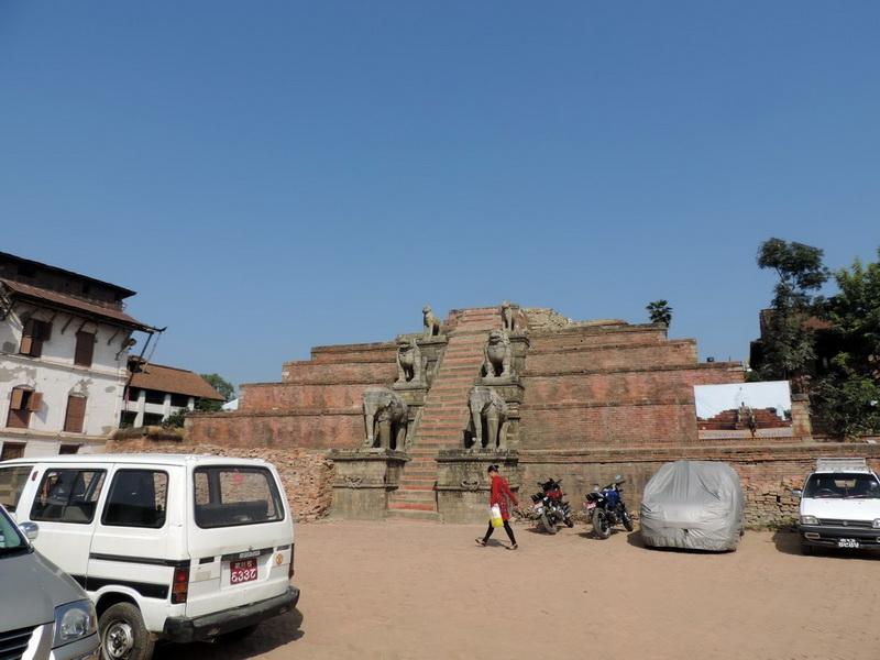 დანგრეული შივას ტაძარი
