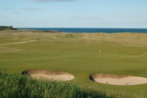 4th Green Championship Course – Royal Dornoch