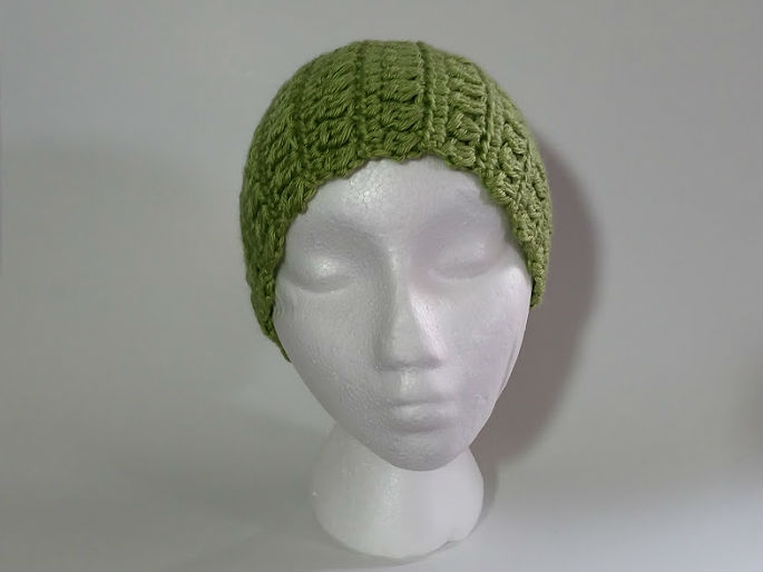 Clusters and Stripes Ear Warmer Headband