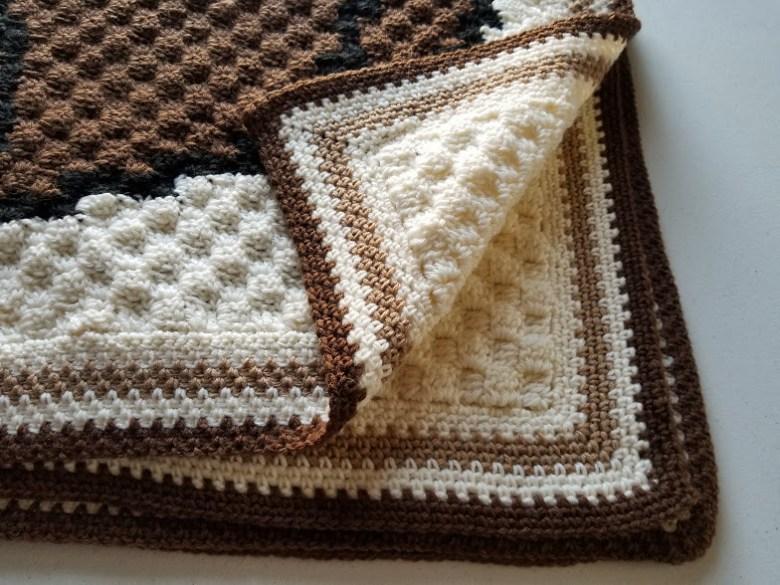 10 Free Crochet Baby Blanket Patterns | Baby blanket crochet ... | 585x780