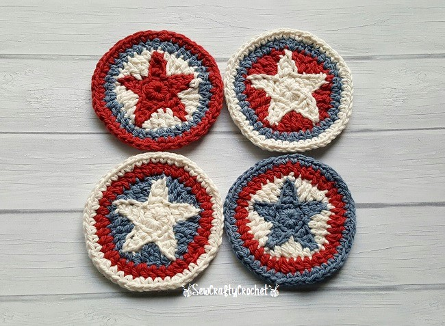 Red White And Blue Roundup From Highland Hickory Designs
