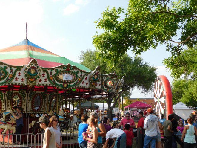 Burnet Bluebonnet Festival