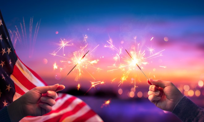 Where to watch July 4 fireworks in Burnet County