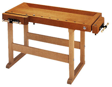 Hofmann & Hammer Premium German Woodworking Workbench - Compact