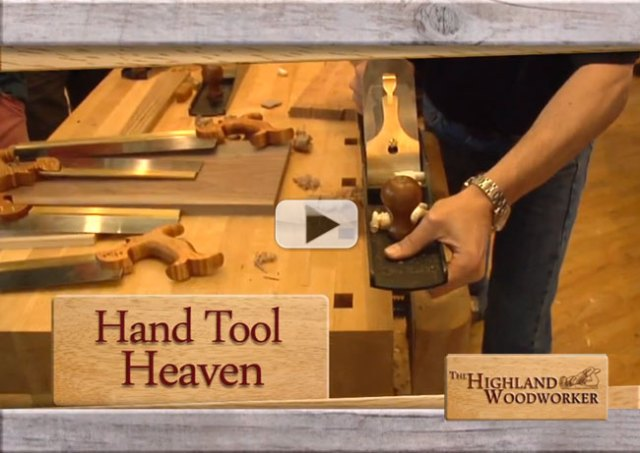 , our FREETV show created ESPECIALLY for the woodworkers we serve