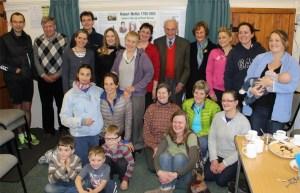 Robert Moffat descendants - March 2013