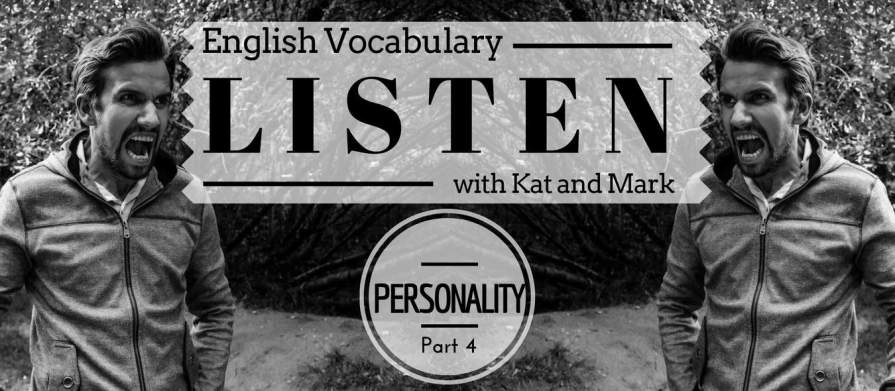 English Listening Practice Personality Vocabulary4