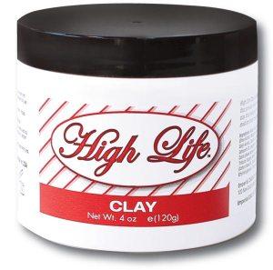 High Life Hair Clay
