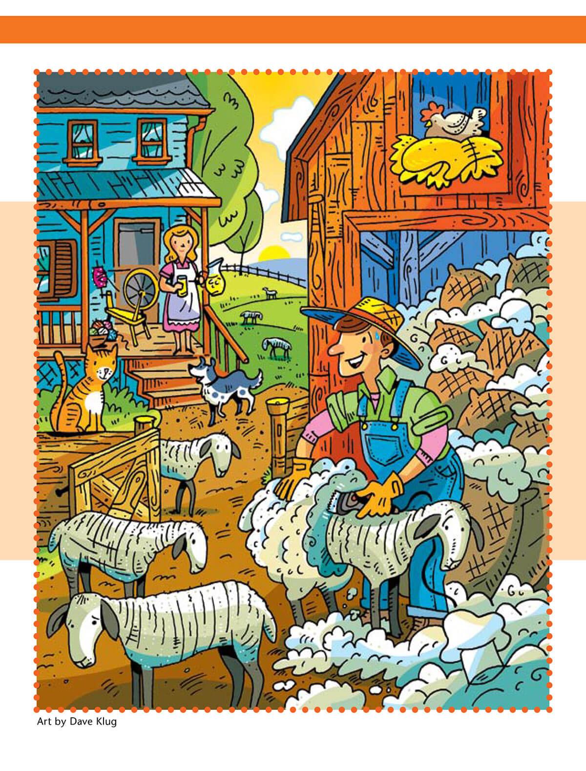 Magazines For Preschoolers Amp Kindergartners