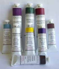 Langridge Oil Paints
