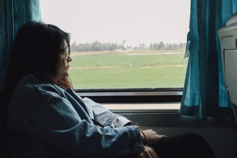 นั่งรถไฟไปทะเล ณิชาวิลล์ รีสอร์ท ห้วยยาง