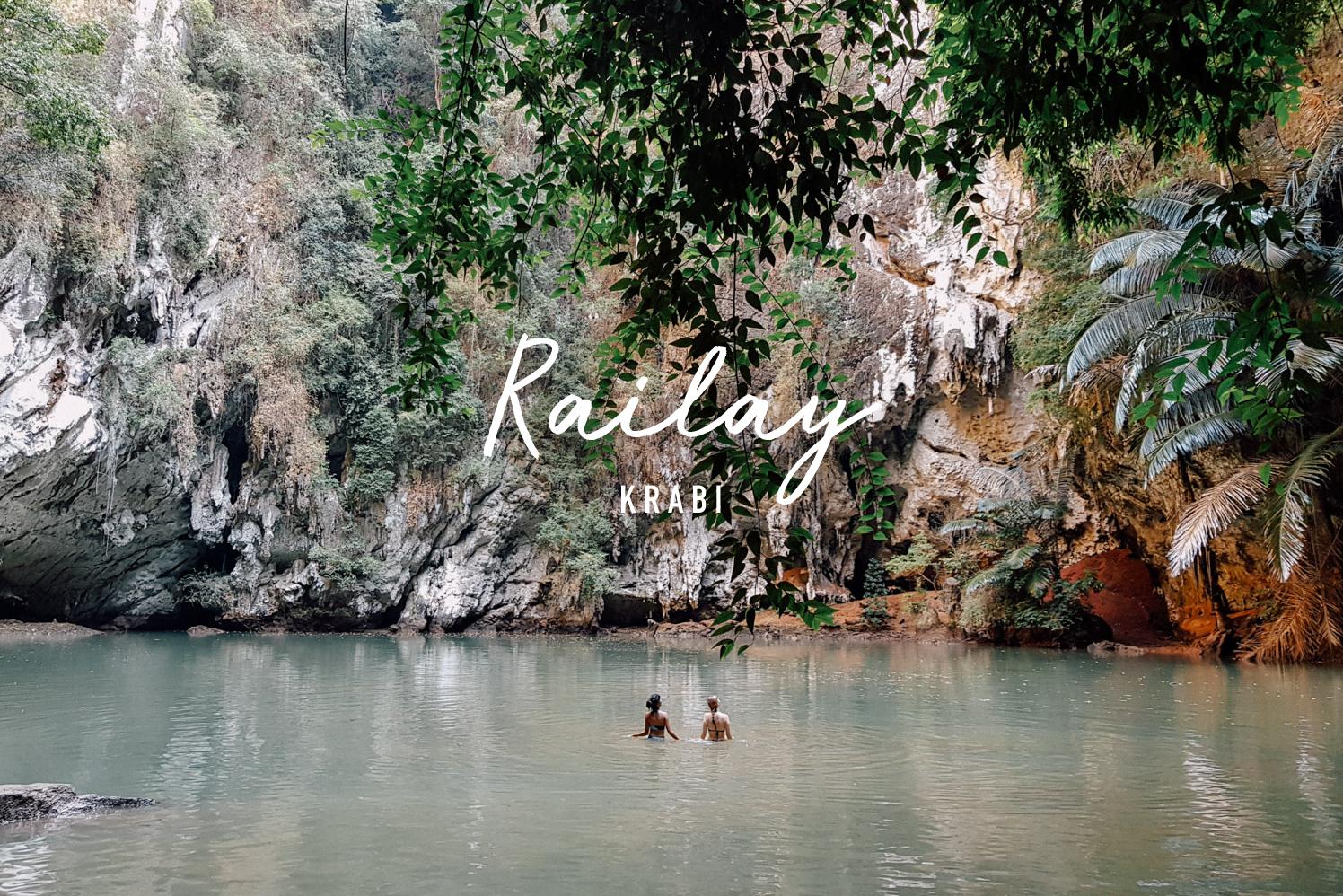 ไร่เลย์ กระบี่ Railay Krabi