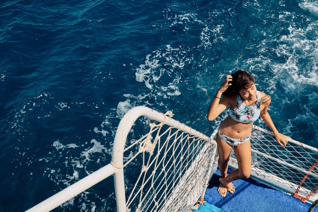 dream boat tour marmaris