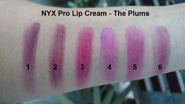 Pro Lip Cream Palette - The Nudes by NYX Professional Makeup #15
