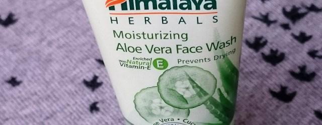 Himalaya Aloe Vera Moisturising Face Wash