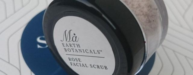 ma earth botanicals rose facial scrub (2)