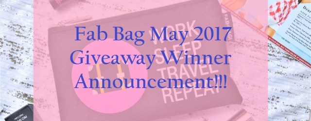 fab bag may 2017 _ giveaway cover