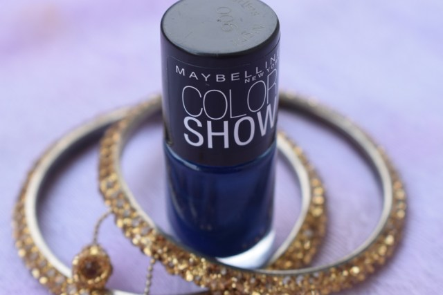 Maybelline Color Show Nail Enamel Ladies Night 006 (2)