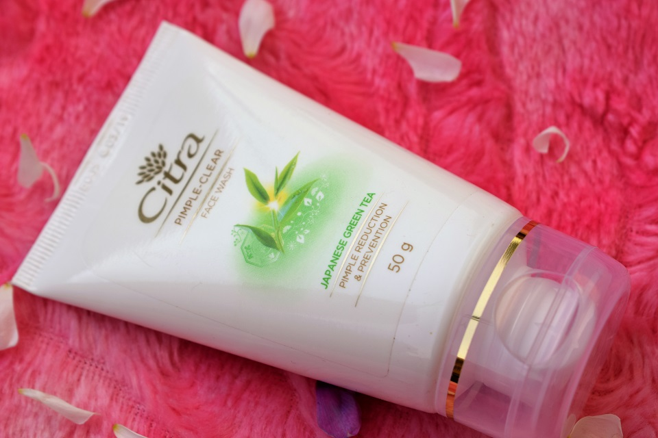 Citra Pimple-Clear Face Wash : Review