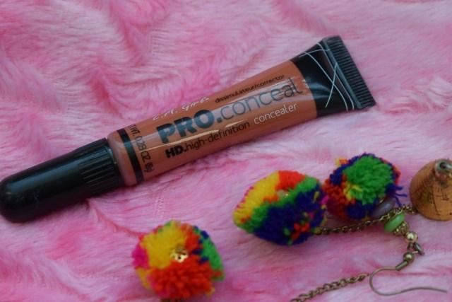 L.A. Girl Pro Conceal HD Concealer - Orange Corrector