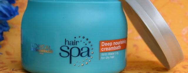 L'Oreal Hair Spa deep Nourishing Creambath For Dry Hair (2)