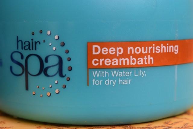 L Oreal Hair Spa Deep Nourishing Creambath For Dry Hair Review