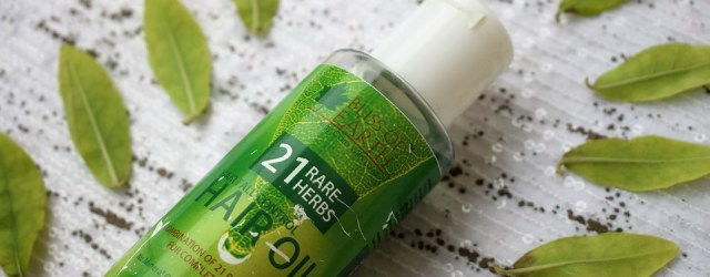 Bliss Of Earth Hair Fall Control Hair Oil (2)