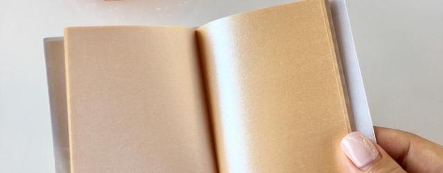 bronzer paper