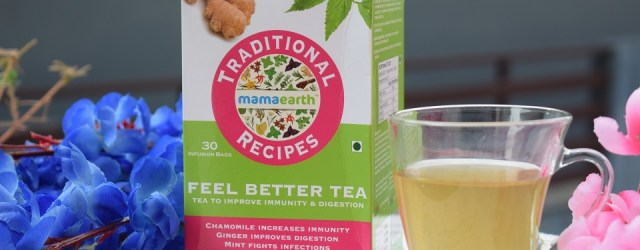MamaEarth Feel Better Tea (2)