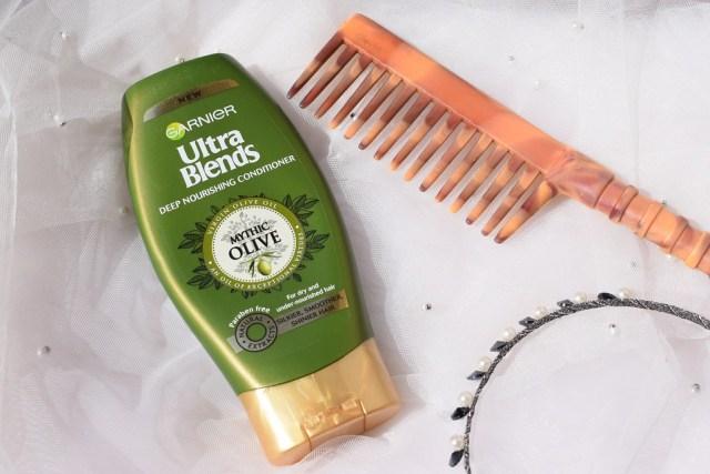 Garnier Ultra Blends Mythic Olive Deep Nourishing Conditioner (6)