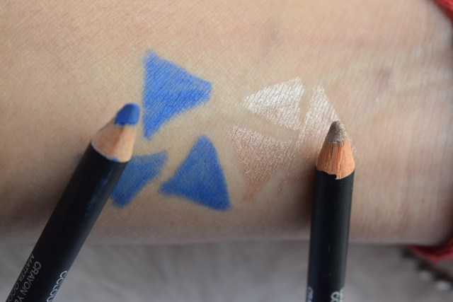 Kiko Milano Smart Colour Eye Pencil 03, 10 - Swatches