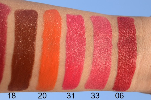 NELF 9am To 6pm All Day Long Lipstick - Swathes