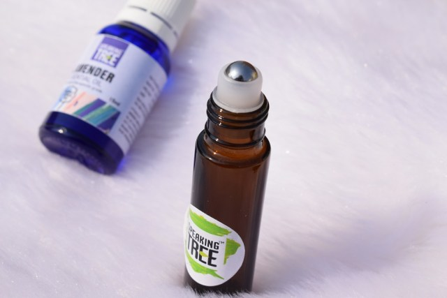 Speaking Tree Lavender Essential Oil -Shipped With European Dropper