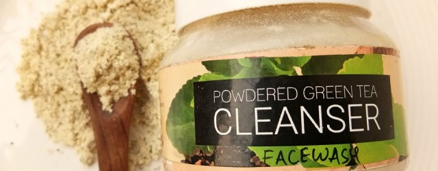 Winnie' Candor Green Tea Face Cleanser