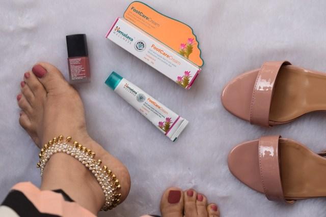 Soft & Supple Feet With Himalaya FootCare Cream
